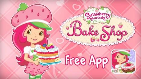 strawberry shortcake baking game