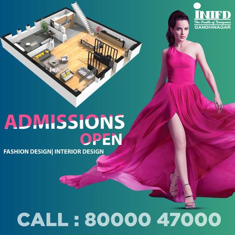 Admissions Open Fashion And Interior Designin