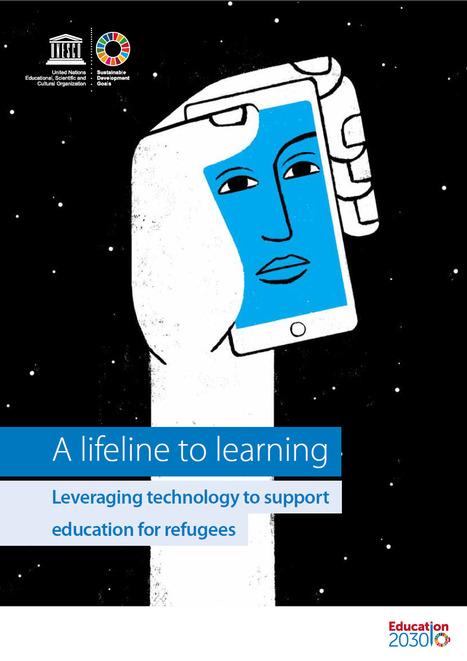 Lançamento do Relatório da UNESCO sobre o Uso da Tecnologia Móvel na  Educação para os Refugiados 1fa220704b