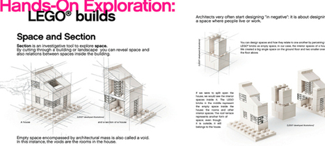 A Lego Set for Budding Architects, With No Instructions | Nerdism | Scoop.it