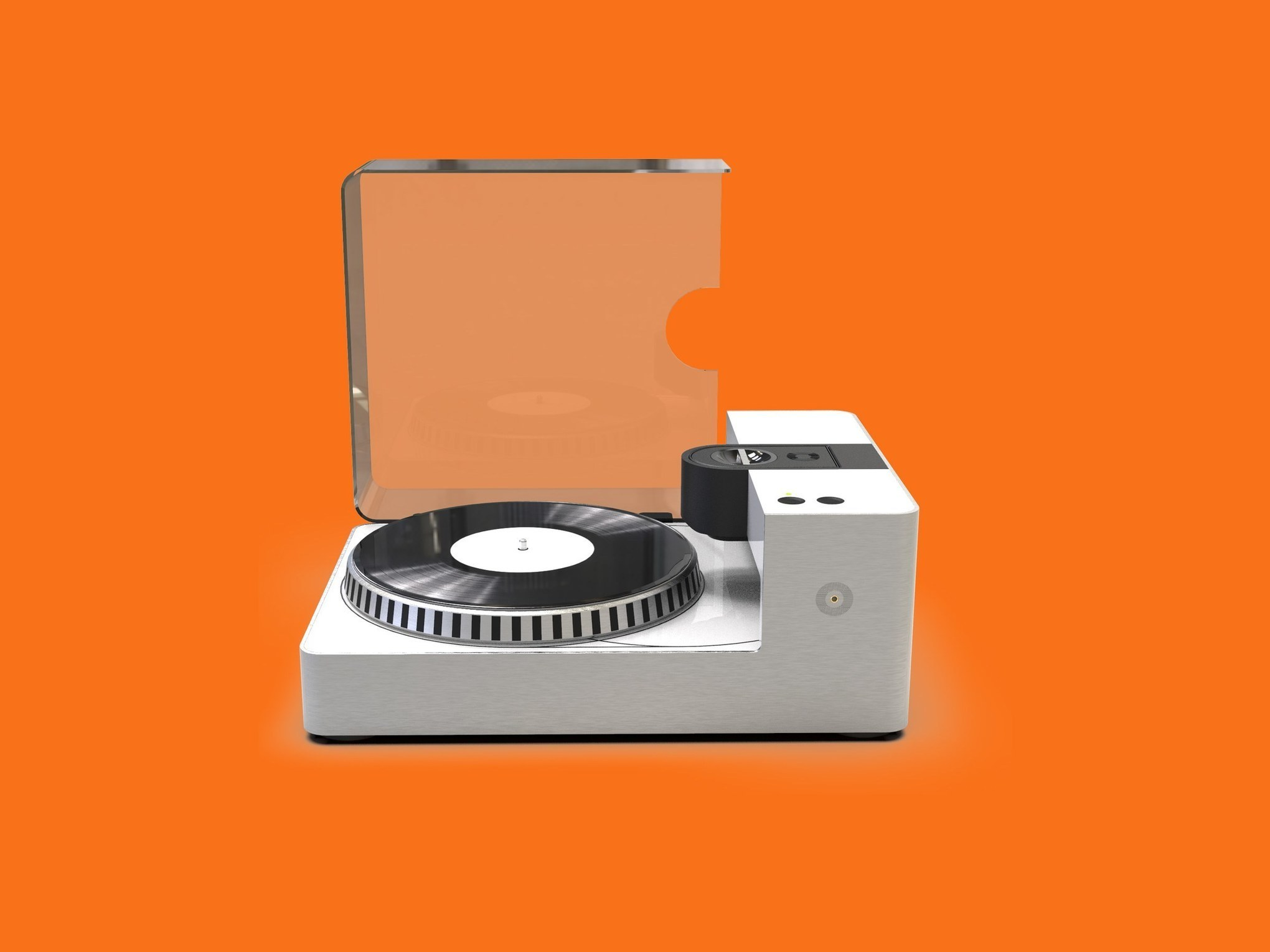 Make Your Own Vinyl Records With the $1,100 Pho...