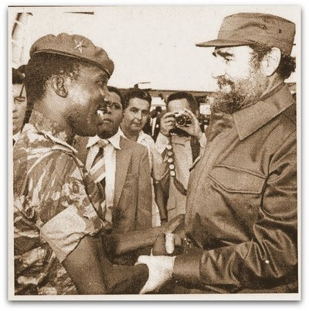 Thomas Sankara the upright man.Pan-Africanist Theorist, And President Of Burkina Faso | They put Afrika on the map | Scoop.it