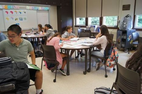 New Classroom Design Heightens Student Engagement - Scarsdale10583.com | 21st century classroom design | Scoop.it