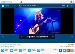 Apprendre une langue en chanson avec LyricsTraining | Ressources d'apprentissage gratuites | Scoop.it