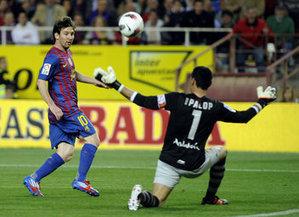 0-2: Un golazo de Messi cierra la victoria del Barça sobre el Sevilla | FCBarcelona | Scoop.it