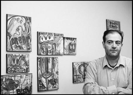 Université Paris 1 Panthéon-Sorbonne: Tarek, un artiste pionnier et toujours animé   The art of Tarek   Scoop.it