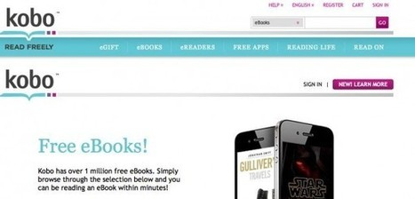 Sitios web para descargar e-books gratis | Leer & Bibliotecas escolares | Scoop.it