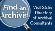 So You Want to Be an Archivist: An Overview of the Archives Profession   Society of American Archivists   The Information Professional   Scoop.it