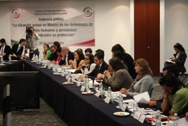 Proceso turbio en la ley de protección a defensores y periodistas | Periodismo a secas | Scoop.it