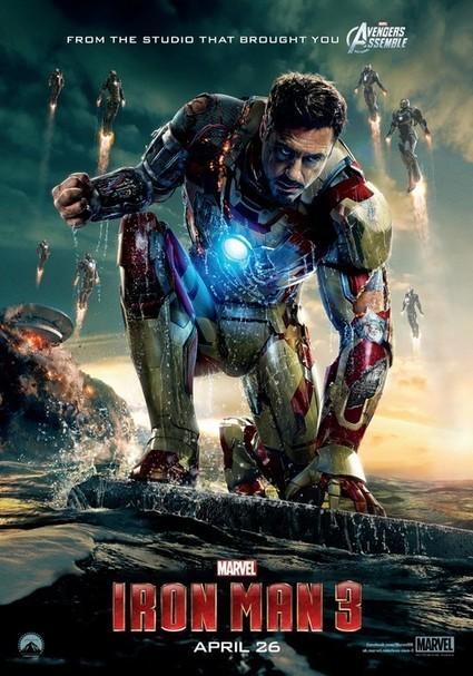 Iron Man 3 | Comics France | Scoop.it