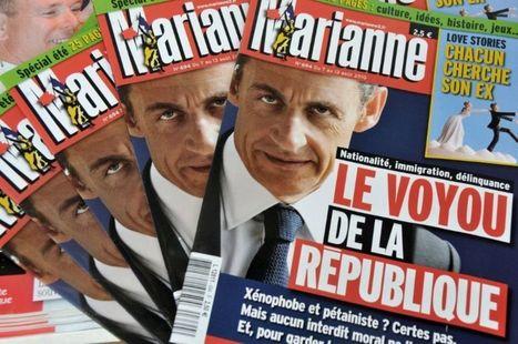 L'hebdomadaire «Marianne» dépose le bilan | La Lorgnette | Scoop.it