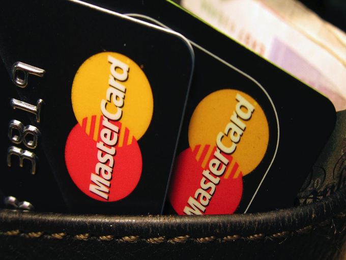 Mastercard gets serious with