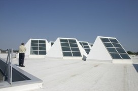 Lighting Research Center Designs New Skylight to Scoop Up Daylight, Save Energy | common core1 | Scoop.it