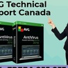 AVG Antivirus Support Canada