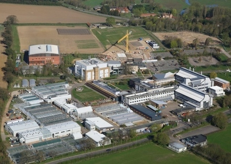 JIC/IFR mentions: Government gives Norwich Research Park £5.5m   BIOSCIENCE NEWS   Scoop.it