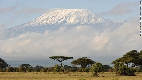 Africa's magnificent mountains: Seven amazing climbs - CNN International   Game Guides in Africa..   Scoop.it
