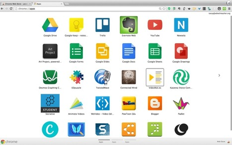 #Onescreen Chrome Recommendations by Tanya | Web 2.0 Tools & Resources | Scoop.it