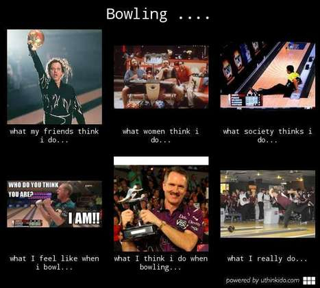 Bowling | What I really do | Scoop.it