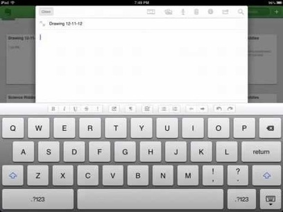 iPad Lessons | iPad Resources | Scoop.it