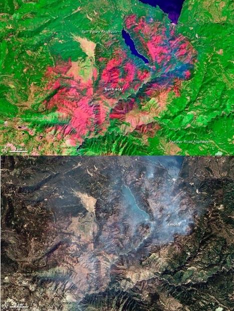 Image Analysis | CJones: GIS - GoogleEarth - Cartography | Scoop.it