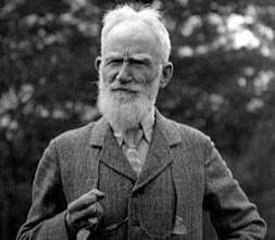 Food Writing Prompts: George Bernard Shaw | The Rambling Epicure | Scoop.it