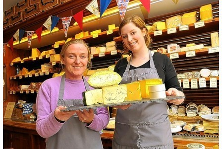 Cheeses from around the UK served up for Cheese Week in Cheltenham | The Authentic Food & Wine Experience | Scoop.it