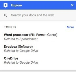 Two Excellent Google Docs Tips for Teachers | Using Google Drive in the classroom | Scoop.it