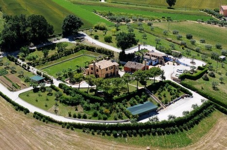 Best Le Marche Properties For Sale: Country houses for sale Potenza Picena | Le Marche Properties and Accommodation | Scoop.it