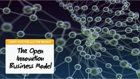 The Open Innovation Business Model - Innovation Excellence (blog) | Innovation and Creativity | Scoop.it