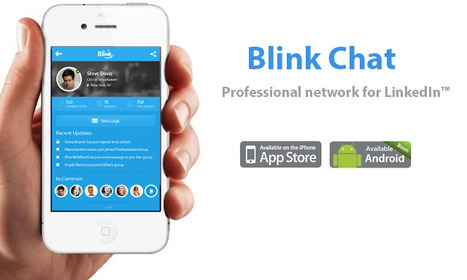 The revolutionary app for LinkedIn users. | Blink Chat for LinkedIn™ | Scoop.it