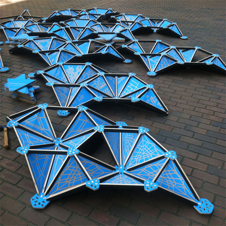 designplaygrounds.com » Archive » The Octahedron by LMNts | Aural Complex Landscape | Scoop.it
