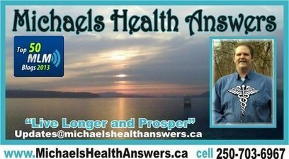 Michael's Health Answers — First Generation Business cards to match Site Name... | Business(s) | Scoop.it