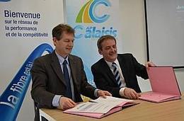 Le Calaisis passe au très haut débit - nordlittoral.fr | Mission Calais - SNCF Développement - le Cal'express - | Scoop.it
