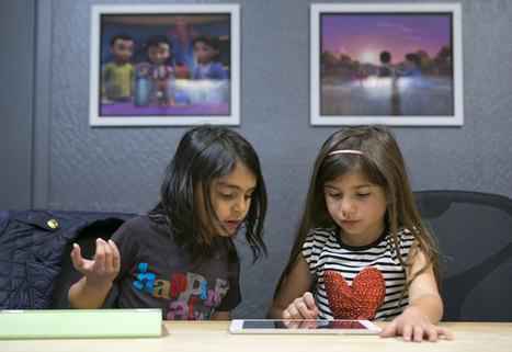 Technology geared toward the very young presents promise and pitfalls - San Jose Mercury News | Technology and its impact on society | Scoop.it