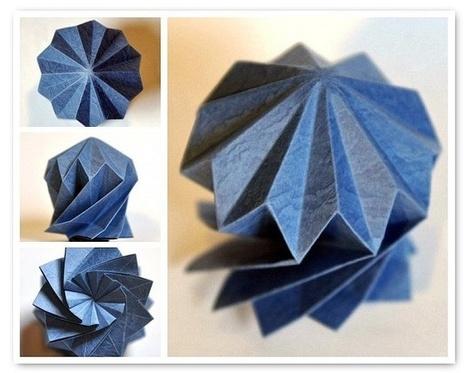 Curlicue Kinetic Origami Pdf 134 Haenvillampn