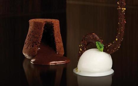 RECIPE: Hotel Chocolat's chocolate melt - News Shopper | The Chic Chocolate Curator | Scoop.it