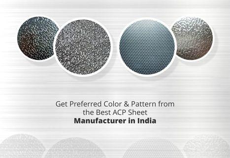 acp sheet manufacturer' in aluminium composite panel   Scoop it