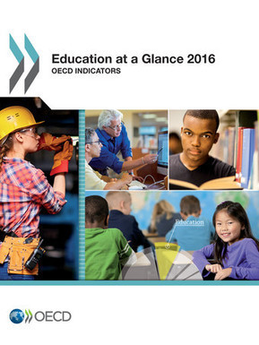 Education at a Glance 2016 - OECD Indicators - | Higher education news for libraries and librarians | Scoop.it