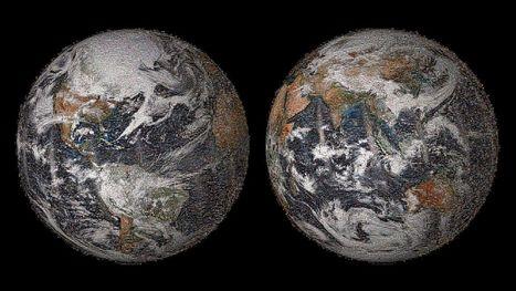 La planète Terre en selfies - 1jour1actu - L'actu pour tous les enfants ! | Olisoca40 | Scoop.it
