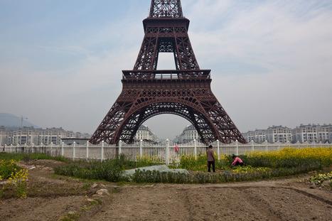 En Chine, Paris est une ville fantôme | Economie Responsable et Consommation Collaborative | Scoop.it