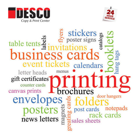 Printing services in dubai and abu dhabi