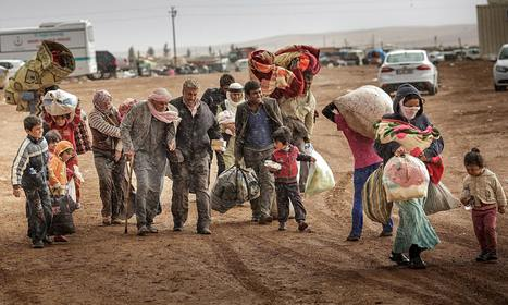 Teaching about Syrian Refugees | phenomenological and humanist geography | Scoop.it