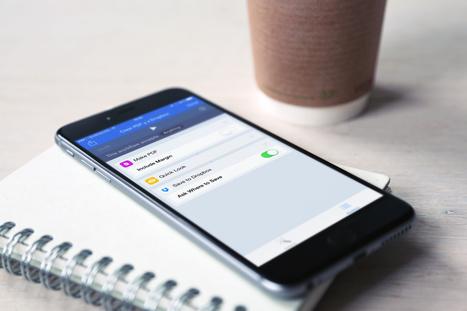 Análisis de Workflow; La verdadera automatización llega a iOS | Bon APPétit! | Scoop.it