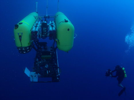 Cutting-edge research submersible lost at sea : Nature News Blog | Sustain Our Earth | Scoop.it