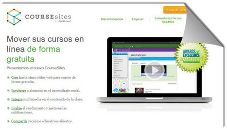 CourseSites, excelente opción para crear y organizar cursos online | ICT hints and tips for the EFL classroom | Scoop.it