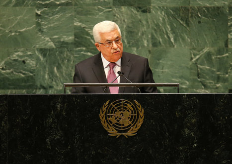General Assembly Grants Palestine Upgraded Status in U.N. | Israeli-Palestinian Conflict | Scoop.it