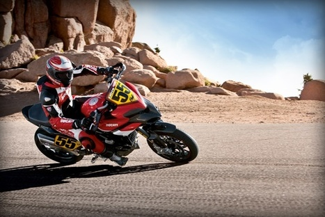 Win The Pikes Peak With Ducati | Ducati UK | Ductalk Ducati News | Scoop.it