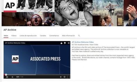 Añaden más de medio millón de vídeos históricos en Youtube   My favourite ESL Resources   Scoop.it
