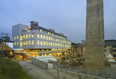 Brick Factory Transformed Into the Sustainable Evergreen Headquarters in Toronto   sustainable architecture   Scoop.it