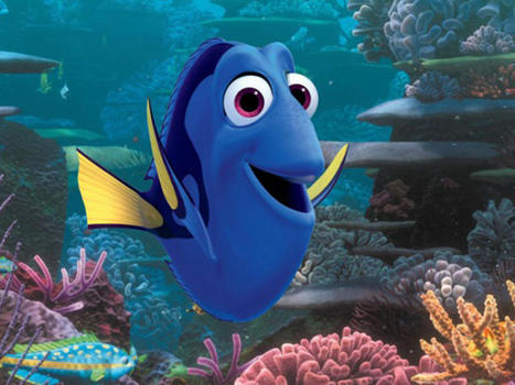 """Finding Nemo"" sequel ""Finding Dory"" coming in fall 2015 